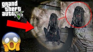 GTA 5 WOLF GIRL We Found Her! 😱 (Scary)