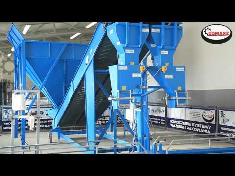 Wagoworkownica elektroniczna WE 50 DUO materiały sypkie ekogroszek