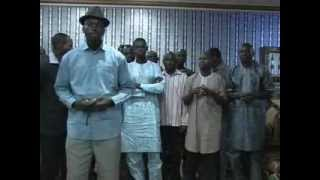Ançar- Kalandjéhou  ( tassibila ) hommage a CHERIF MOHAMED FAH HAIDARA