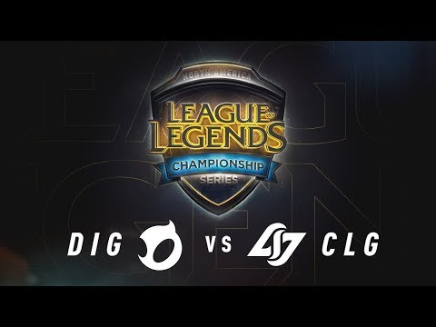Xxx Mp4 DIG Vs CLG Week 9 Game 1 NA LCS Summer Split Team Dignitas Vs Counter Logic Gaming 2017 3gp Sex