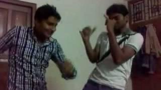 Dance on JA JANE JANA.........BY JASSI AND HONEY SINGH