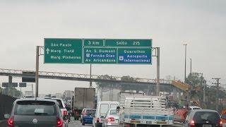 18 Hour Drive Across Brazil