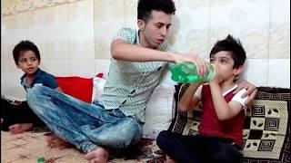 #صوم البعض في رمضان-#تحشيش عراقي#خليت اخوتي يفطرون لايفوووتكم هههه