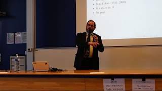 Benjamin Bayart - Public, privé, politique. Internet au 21ème siècle.