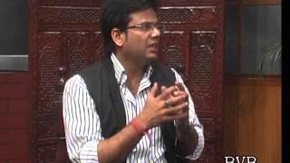 Bharatiya Vidya Bhavan , New Delhi . Celebrity Interview