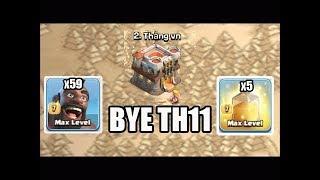 Challenge Hammer Jam 59 Hogs TH11 3 Star Attacks Clash of Clans