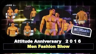 attitude men fashion show anniversary 2016 party @ Bangkok Thailand  by Letgotoadventure