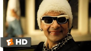 Mr. Bean's Holiday (8/10) Movie CLIP - Bean in Disguise (2007) HD