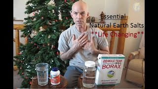 Borax Miracle: Naturally cure, including arthritis, remove calcification, fluoride, heavy metals