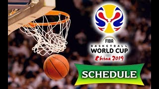 FIBA World Cup 2019 schedule: When to watch Team USA in action