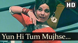 Yuhi Tum Mujhese Baat Karti Ho - Rajesh Khanna - Mumtaz - Sachaa Jhutha - Old Hindi Song