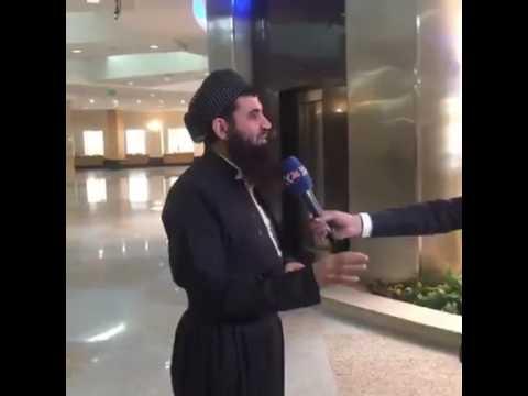 چاوپێکەوتنی د.عبداللطيف أحمد لەگەڵ  kurdistan 24