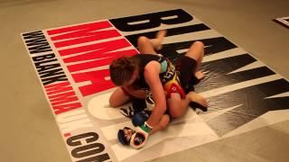 BCMMA#8 Marisa Charalambous Vs. Cory Mckenna - Junior Amateur 110lbs Catchweight MMA Contest
