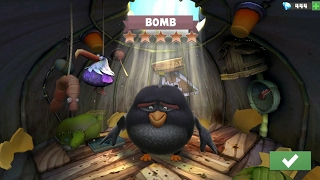 Angry Birds Evolution: Hatching 60 Premium Eggs During Bomb Event (Got Really Lucky)