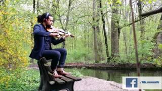 Violin cover: Ahmed Mounib  - كل حاجة بيننا - تامر حسني