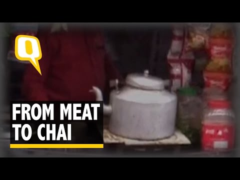 The Quint: Meat Shop Owners Forced to Brew Chai in UP's Muzaffarnagar