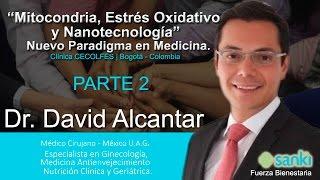 MITOCONDRIA, ESTRES OXIDATIVO, NANOTECNOLOGIA | PARTE 2