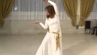 Beautiful Traditional Persian Dance رقص زیبای ایرانی ترکیبی از سماع