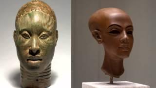 West African vs Egyptian Art: African Sculpture