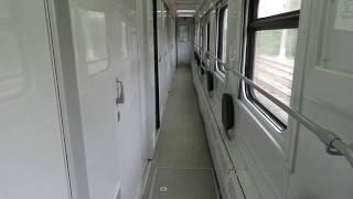 Sleeper Train - Baku to Tbilisi