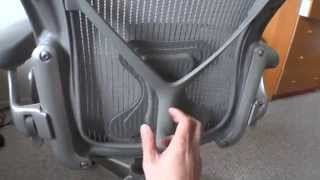 Aeron Chair Quality & Herman Miller Customer Support Issues Sucks !
