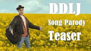 DDLJ Song Parody Teaser || Shudh Desi Gaane || Salil Jamdar