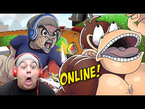 Xxx Mp4 HILARIOUS I DON T F KING PLAY MARIO KART 8 ONLINE 3gp Sex