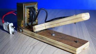 DIY Small Spot Welding Machine