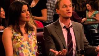 How I Met Your Mother - Barney Explains The 3 Day Rule via Jesus