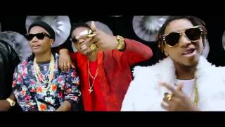 LK Kuddy With You Remix ft  Wizkid Yung6ix Official Video