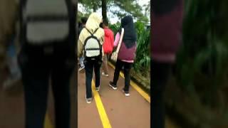 Vlog #1 Outing Class Terakhir in MTSN 1 Bekasi (Setu)