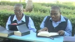 Kwaya Ya Mt Cecilia Nimefungua Vitabu