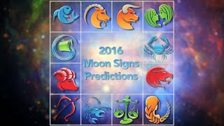 2016 Moon Sign Yearly Predictions : 2016 Yearly Horoscope Predictions