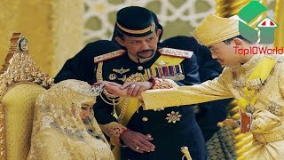 10 Richest Royal Families In  The World