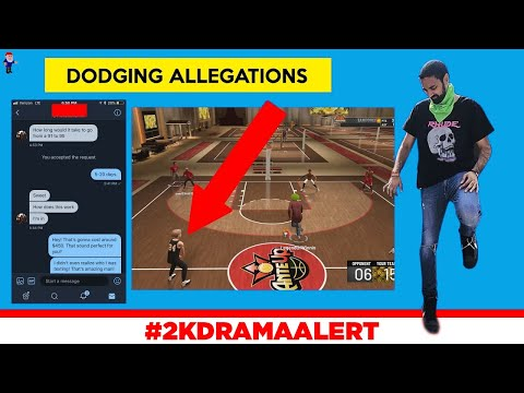 THE ALLEGATIONS MADE AGAINST THESE 2K PLAYERS ARE NOTHING TO JOKE ABOUT