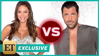 EXCLUSIVE: 'DWTS' Feud! Maksim Chermkovskiy Skipped Monday's Show Due to Issues With Vanessa Lachey