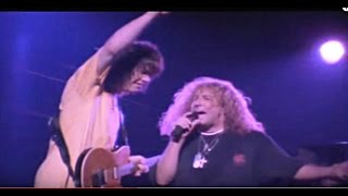 Van Halen 'Job' live (aka Han Navel)