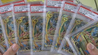 PSA Graded Pokemon Cards Returns - #15