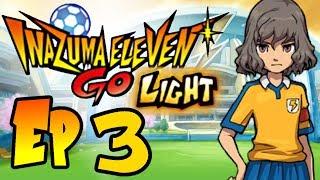 Inazuma Eleven GO Light Walkthrough Episode 3 - vs Order of Black Templars