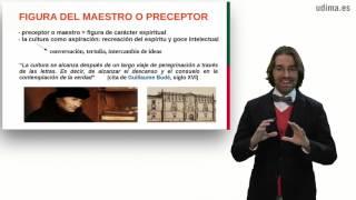 Humanismo Pedagógico. La Educación durante los Siglos XV y XVI