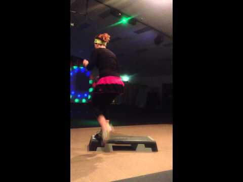 Xxx Mp4 Zumba Step With Amy Anderson Song Azonto Feat Tiffany By Fuse ODG 3gp Sex