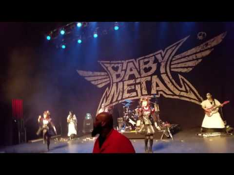Xxx Mp4 Babymetal GJ Fillmore Detroit 5 11 2016 Feat Bob Sapp As Bodyguard 3gp Sex