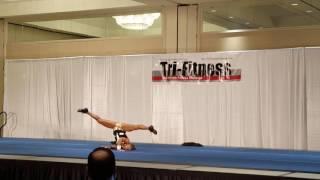 Celeste Turner fitness routine summer 2016