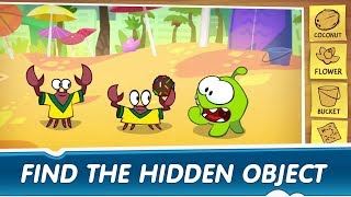 Find The Hidden Object Ep.11 - Om Nom Stories: Football