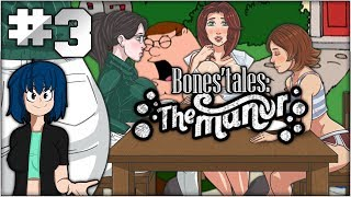 BONES' TALES: THE MANOR [V0.08] EP.3 - Helping Mom with Yoga