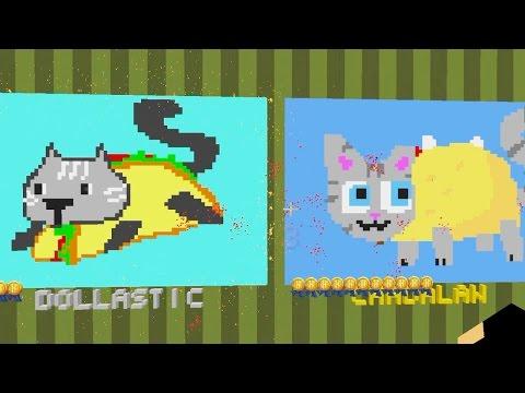 Minecraft / Pixel Painters / Taco Animals / Gamer Chad Plays