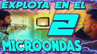 METIENDO COSAS AL MICROONDAS 2: fT MY BRO PABLO