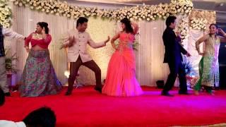 Chittiyan Kalaiyaan couple performance