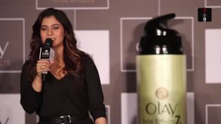 Kajol On How Ajay Devgn Compliments Her