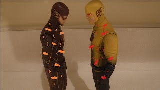 The Flash V Professor Zoom (Stop-Motion Short)